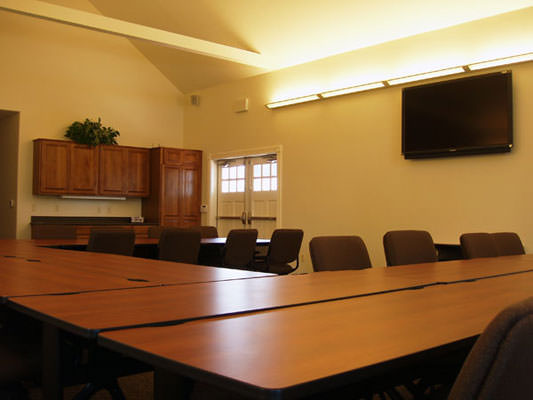 Harden Foundation Bunkhouse Conference Room